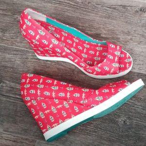Shoes - Seychelles wedges